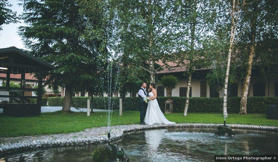 Il matrimonio di Alessandro e Alessandra a Cardano al Campo, Varese