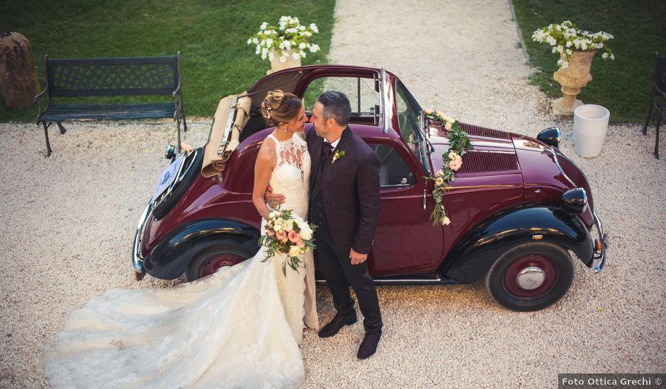 Il matrimonio di Michele e Stefania a Bondeno, Ferrara