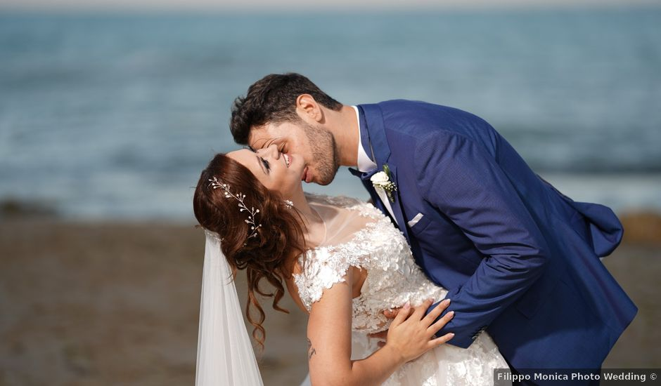 Il matrimonio di Saverio e Sandra a Aidone, Enna
