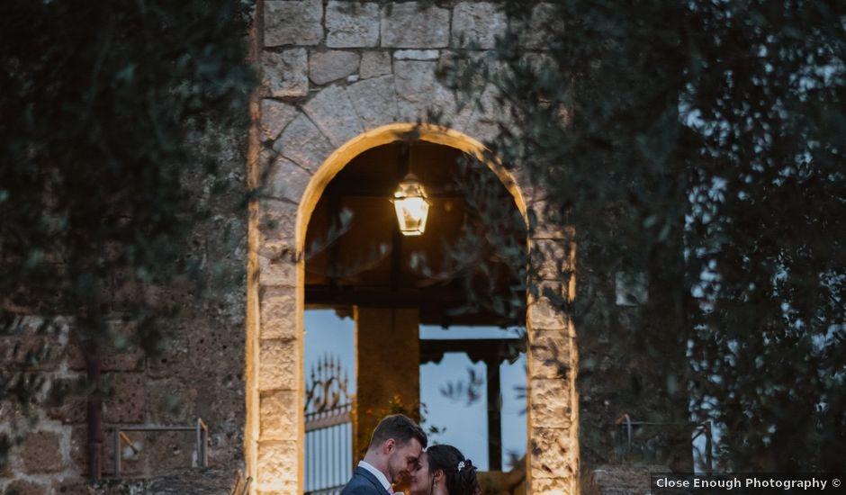Il matrimonio di Alex e Amelia a Civita Castellana, Viterbo
