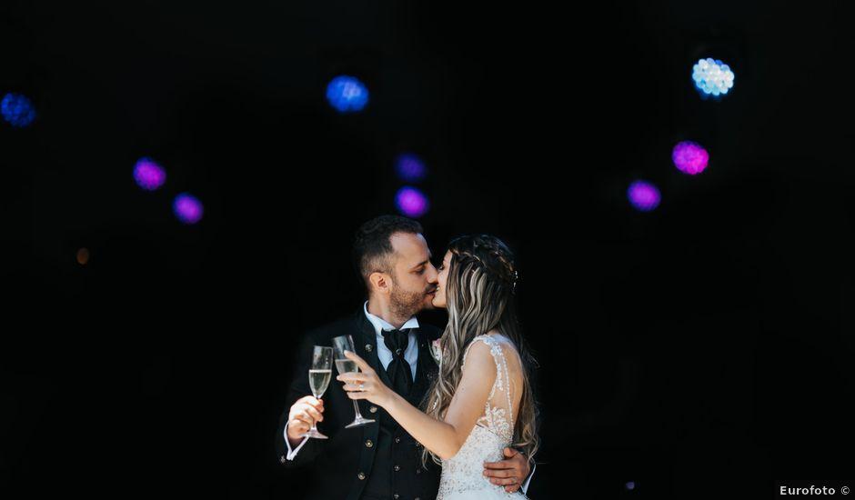 Il matrimonio di Debora e Enrico a Olcenengo, Vercelli