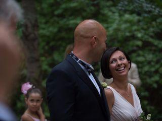 Le nozze di Stefania e Radek 1