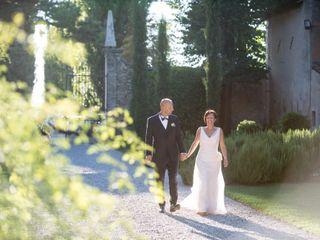 Le nozze di Stefania e Radek
