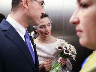 le nozze di Caterina e Aldi 3