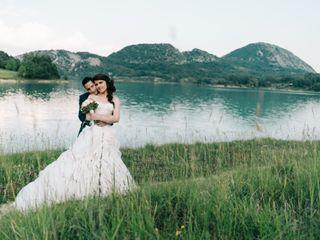 Le nozze di Eliana e Danilo