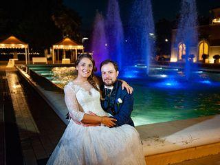 Le nozze di Matteo e Annamaria