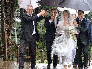Le nozze di Chiara Bonifacio e Pietro Bettetini 1