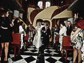 Le nozze di Chiara Bonifacio e Pietro Bettetini 3