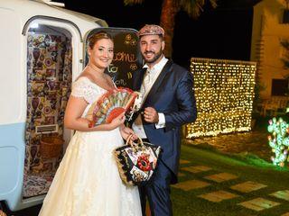 Le nozze di Giuliana e Emmanuel