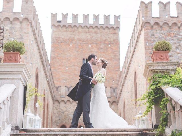 le nozze di Valentina e Adrian
