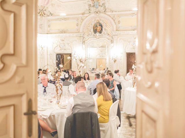 Il matrimonio di Adrian e Valentina a Salsomaggiore Terme, Parma 33