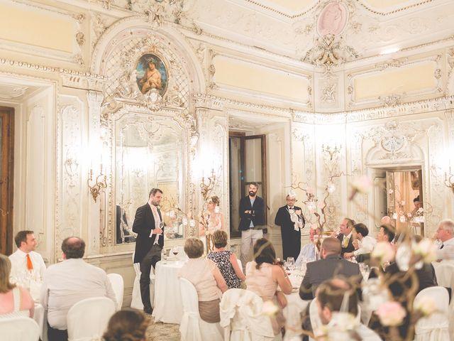 Il matrimonio di Adrian e Valentina a Salsomaggiore Terme, Parma 35
