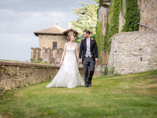 Il matrimonio di Adrian e Valentina a Salsomaggiore Terme, Parma 27