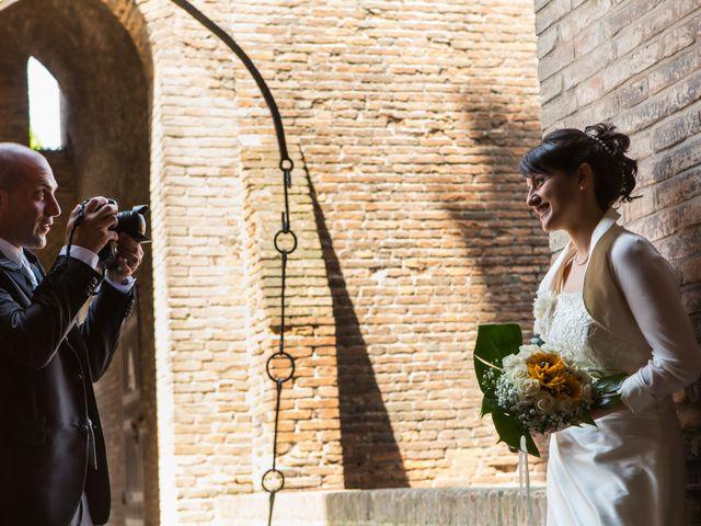 Il matrimonio di Giuseppe e Ylenia a Mirabello, Ferrara 2