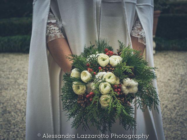 Il matrimonio di Matteo e Ludovica a Castello di Godego, Treviso 4