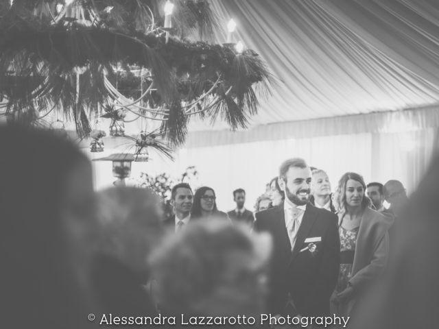 Il matrimonio di Matteo e Ludovica a Castello di Godego, Treviso 6