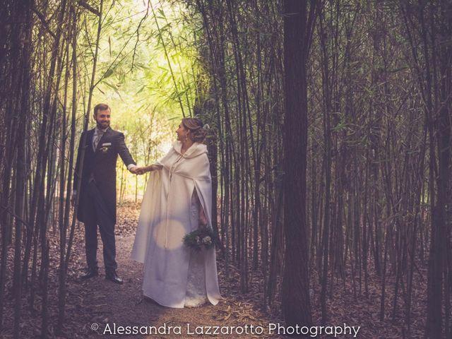 Il matrimonio di Matteo e Ludovica a Castello di Godego, Treviso 30