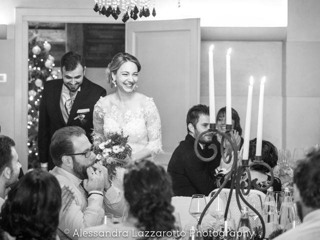 Il matrimonio di Matteo e Ludovica a Castello di Godego, Treviso 36
