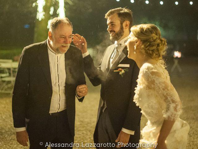 Il matrimonio di Matteo e Ludovica a Castello di Godego, Treviso 45