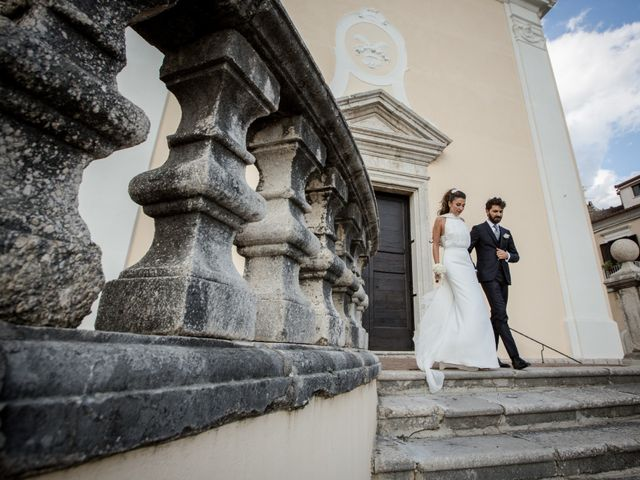 Il matrimonio di Pietro e Loredana a Cerreto Sannita, Benevento 34