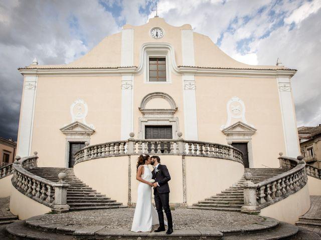 Il matrimonio di Pietro e Loredana a Cerreto Sannita, Benevento 22