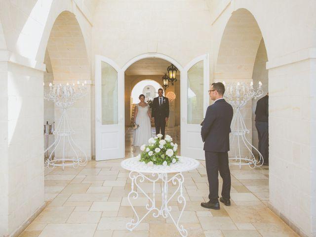 Il matrimonio di Flavio e Francesca a Brindisi, Brindisi 42