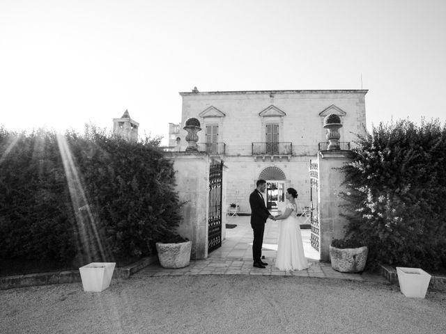 Il matrimonio di Flavio e Francesca a Brindisi, Brindisi 46