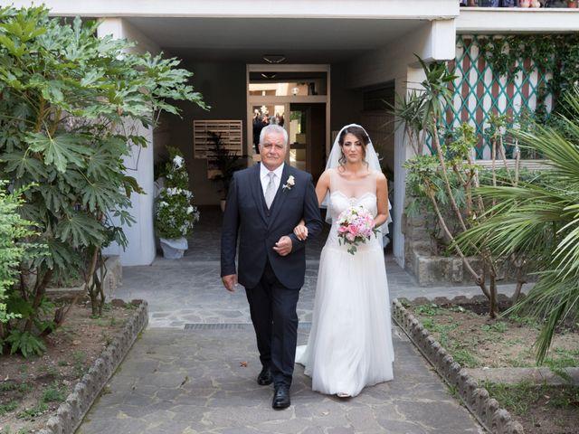 Il matrimonio di Daniele e Alessandra a Viterbo, Viterbo 11