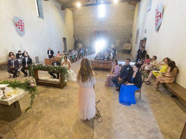 Il matrimonio di Daniele e Alessandra a Viterbo, Viterbo 12
