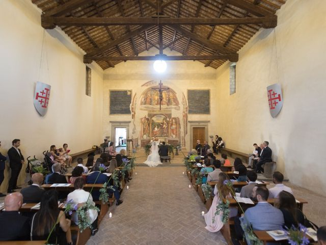 Il matrimonio di Daniele e Alessandra a Viterbo, Viterbo 14