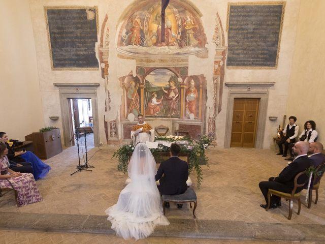 Il matrimonio di Daniele e Alessandra a Viterbo, Viterbo 15