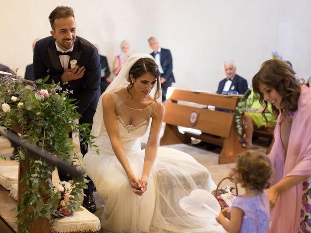 Il matrimonio di Daniele e Alessandra a Viterbo, Viterbo 16