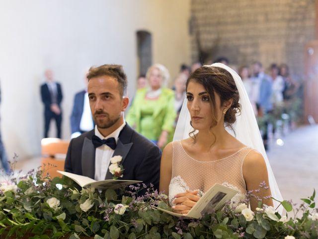 Il matrimonio di Daniele e Alessandra a Viterbo, Viterbo 17