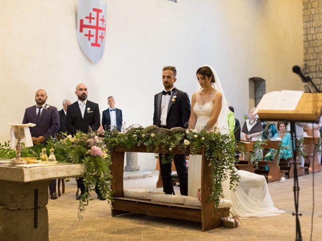 Il matrimonio di Daniele e Alessandra a Viterbo, Viterbo 18