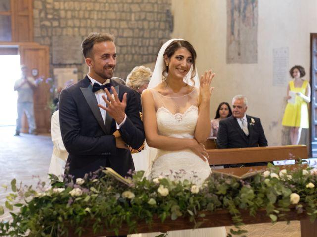 Il matrimonio di Daniele e Alessandra a Viterbo, Viterbo 20