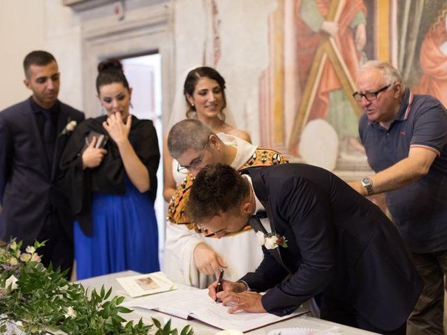 Il matrimonio di Daniele e Alessandra a Viterbo, Viterbo 21