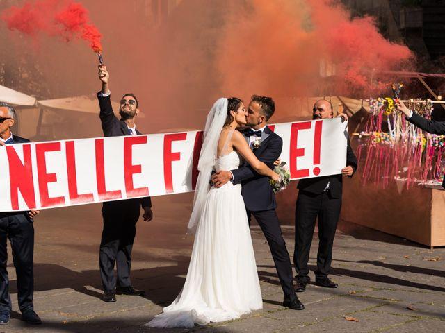 Il matrimonio di Daniele e Alessandra a Viterbo, Viterbo 23