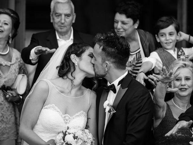 Il matrimonio di Daniele e Alessandra a Viterbo, Viterbo 24