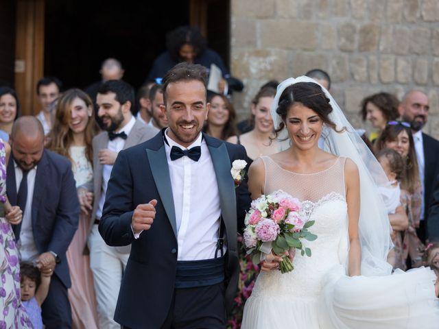 Il matrimonio di Daniele e Alessandra a Viterbo, Viterbo 25
