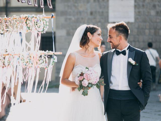 Il matrimonio di Daniele e Alessandra a Viterbo, Viterbo 26