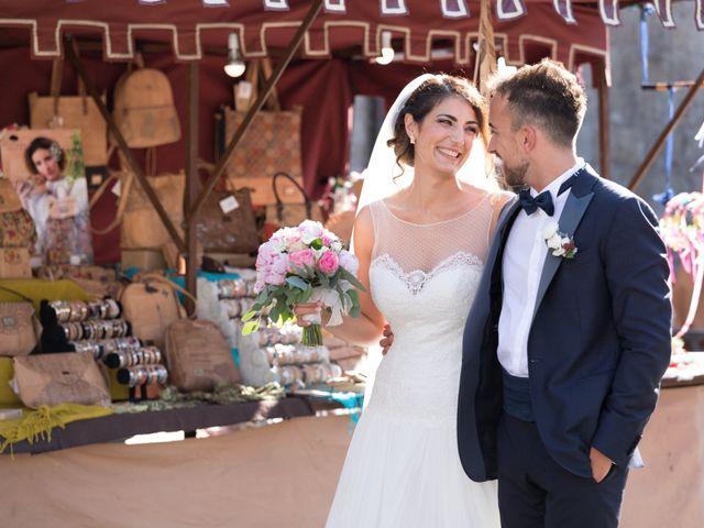 Il matrimonio di Daniele e Alessandra a Viterbo, Viterbo 28