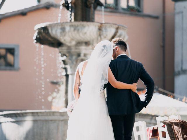Il matrimonio di Daniele e Alessandra a Viterbo, Viterbo 33