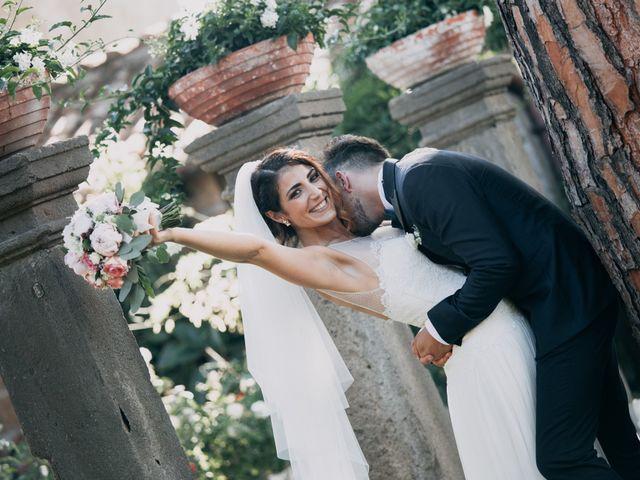 Il matrimonio di Daniele e Alessandra a Viterbo, Viterbo 35