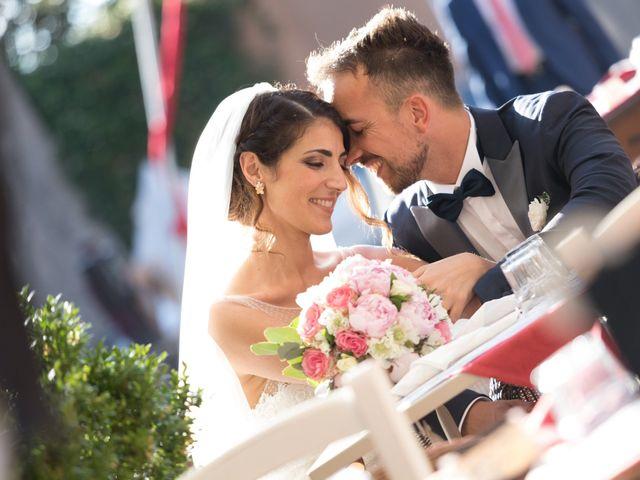 Il matrimonio di Daniele e Alessandra a Viterbo, Viterbo 37