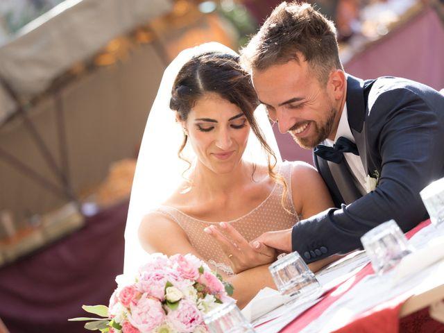 Il matrimonio di Daniele e Alessandra a Viterbo, Viterbo 38