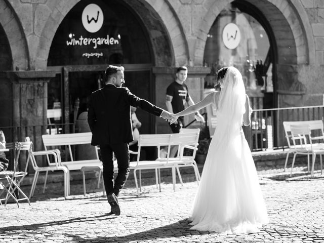 Il matrimonio di Daniele e Alessandra a Viterbo, Viterbo 40