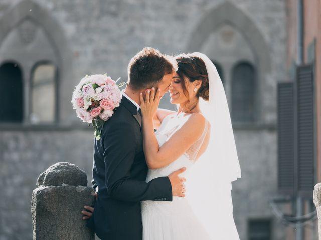Il matrimonio di Daniele e Alessandra a Viterbo, Viterbo 41