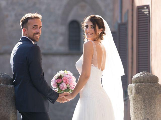 Il matrimonio di Daniele e Alessandra a Viterbo, Viterbo 43