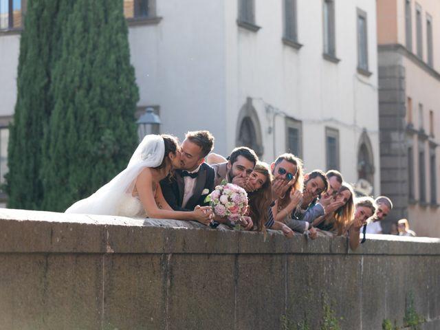 Il matrimonio di Daniele e Alessandra a Viterbo, Viterbo 44