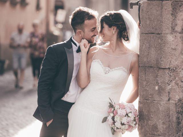 Il matrimonio di Daniele e Alessandra a Viterbo, Viterbo 45